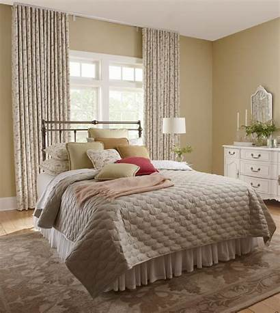 Window Bedroom Draperies Treatments Treatment Curtains Blinds