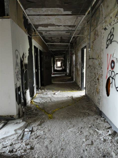 RochesterSubway.com : Inside the Iola Tuberculosis Sanatorium