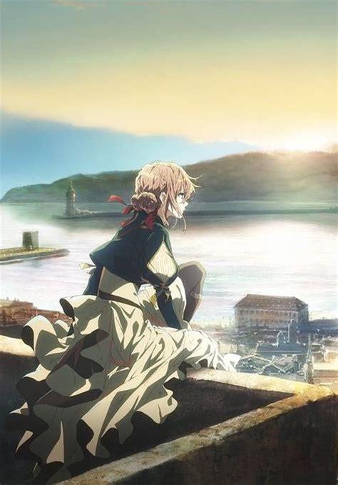 violet evergarden anime serie manga news