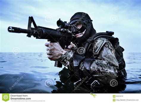 Navy Seal Dive by Navy Seal Frogman Stock Photo Image Of Aqualung Frogmen