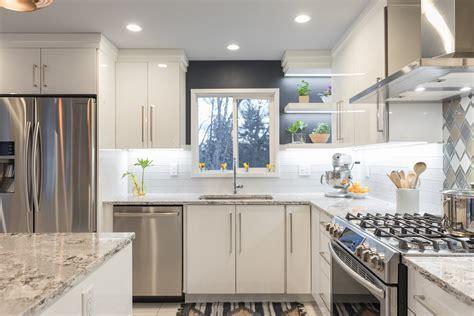 Scandinavian Luxe Kitchen ? New England Design Elements
