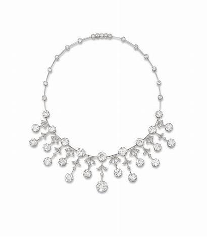 Belle Epoque Diamond Tiara Necklace Lot Attractive