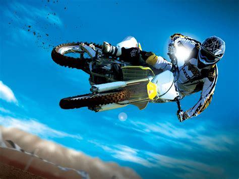 amazing motocross bike stunt wallpapers hd wallpapers