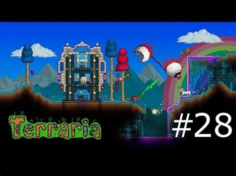 Terraria How To Make A Chandelier by Terraria Episode 28 Lighting The Chandeliers
