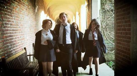 harry potter fans   enroll   real life hogwarts