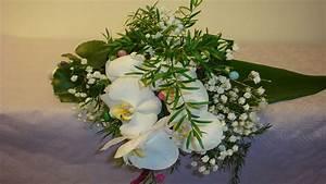 Blumengestecke Selber Machen Ideen : blumendeko selber machen liegestrau mit phalaenopsis youtube ~ Markanthonyermac.com Haus und Dekorationen