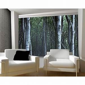 hochwertige fototapete nach mass gespensterwald no 01 With balkon teppich mit tapete mit waldmotiv