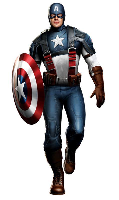 captain americas  costume thehdroom