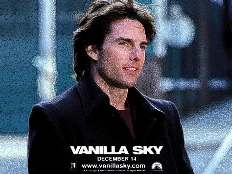 hot wallpaper tom cruise vanilla sky