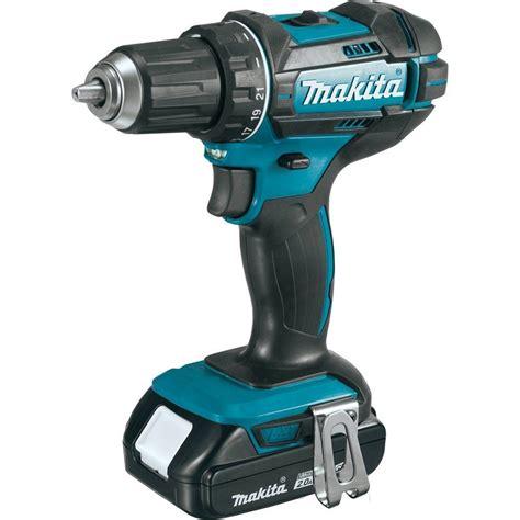makita vv cordless drill  impact driver