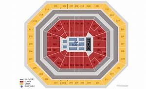 Bud Walton Arena Seating