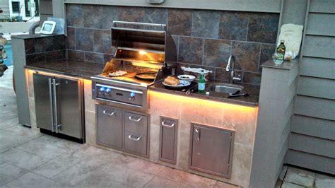 Simple Outdoor Kitchen Designs  Premier Outdoor Living