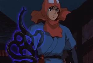 Princess Mononoke San GIF - Find & Share on GIPHY