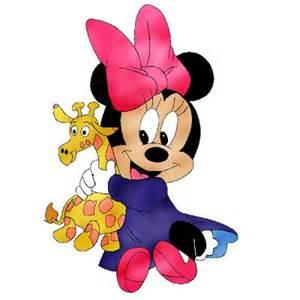 Disney Baby Minnie Mouse Clip Art