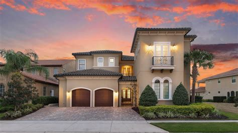 8 Bedroom Villas In Florida by Check Out Reunion Resort 134 A 8 Bedroom Luxury
