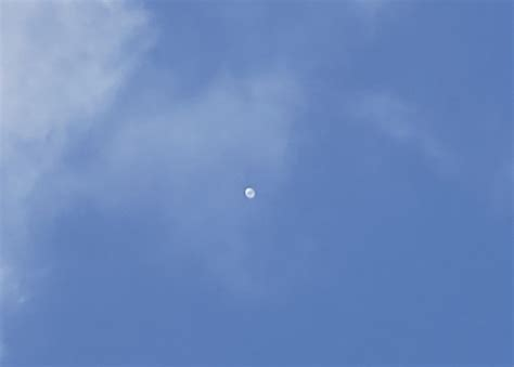 big bubble floating   sky multiple reports