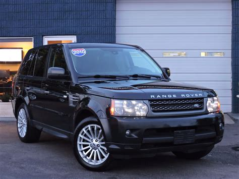 land rover range rover sport hse used 2010 land rover range rover sport hse at saugus auto mall