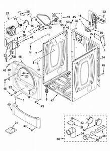 Whirlpool Duet Steam Dryer Parts Manual