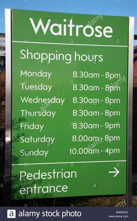 28 best the warehouse opening hours waitrose opening