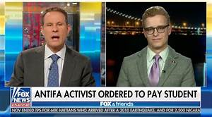 WATCH: Student who sued Antifa speaks out