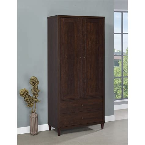 tall accent cabinets with doors coaster accent cabinets 950724 brown tall accent cabinet