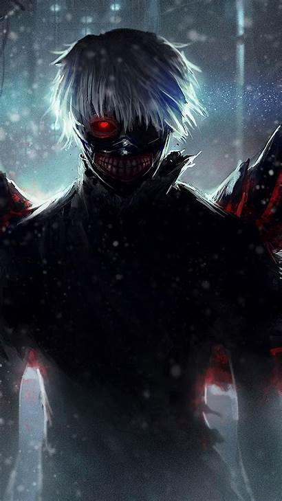 Ghoul Anime Wallpapers Tokyo Iphone Cool Phone
