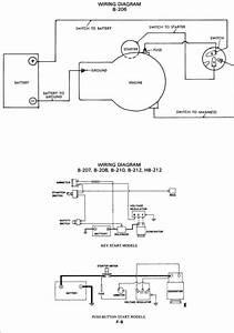 Allis Chalmers B Wiring Diagram  U2013 Bestharleylinks Info