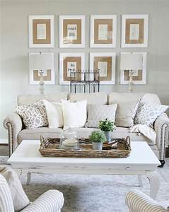 Simple Inexpensive Solution For a Big Blank Wall ...