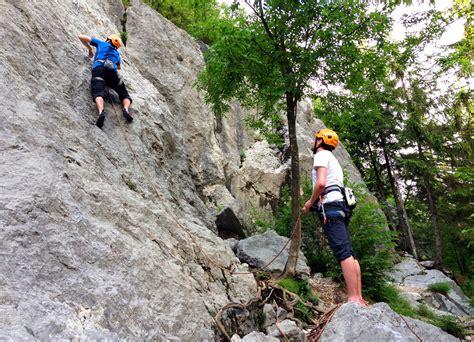 Rock Climbing Summer Holiday