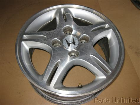 96 97 98 99 00 Honda Civic Oem Wheel Rim Stock Factory 14