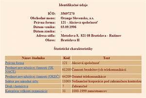 Sk nace register