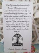 Acceptable To Ask For Money Rather Than Having A Traditional Wedding 20 Wedding Poems Asking For Money Gifts Not Presents Ref No 10 More About Wedding Invitation On Pinterest Scroll Invitation Invitations Pinterest Wedding Poems Wedding Honeymoons And Wedding Invitations