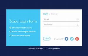 login page template gallery With wordpress login page template
