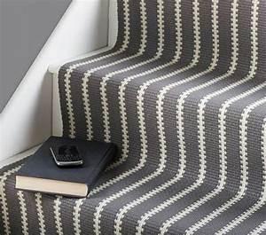 Teppich Grau Weiß Gestreift : unsere auswahl an treppenteppichen ~ Markanthonyermac.com Haus und Dekorationen