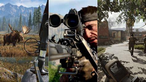 Wccftechs Best Shooter Games Of 2018 Open World