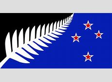What do you think? Complicated? Silver Fern Flag