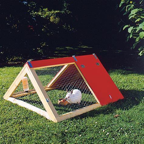 kaninchen auslauf selber bauen hasenstall bauen selbst de