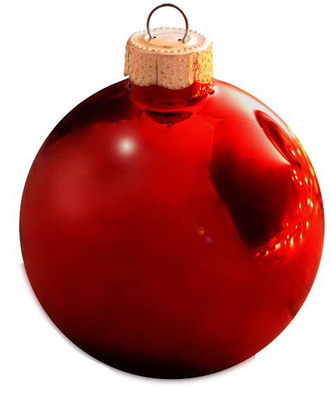 christmas decorations 6 quot christmas red ball ornament