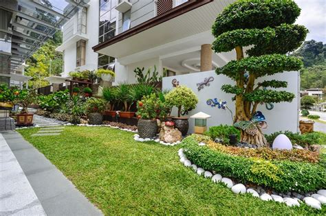 Home Design Ideas Malaysia by Landscaping Design For Landed Houses