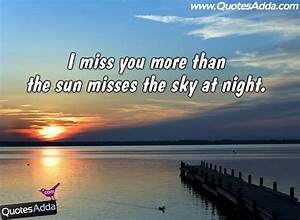 I Miss You More Than Love Failure Quotes Images ...