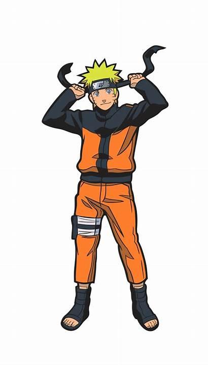 Naruto Shippuden Enamel Figpin Crunchyroll Anime Pins