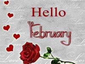 Hello February Quotes Be Good. QuotesGram