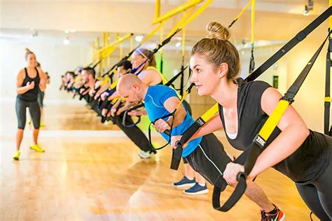 class fitness trx sport exercise classes body club dkit ie