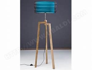 Lampadaire Salon Design : lampadaire salon kare design wire lampadaire pied tripod pas cher ~ Preciouscoupons.com Idées de Décoration