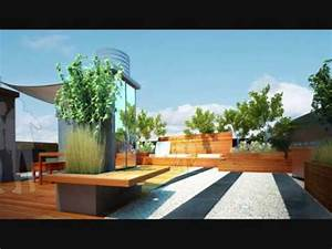 Amenagement Terrasse De Toit : toit terrasse 16eme youtube ~ Premium-room.com Idées de Décoration