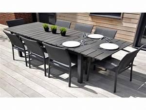 Salon De Jardin Leclerc 199 Euros : emejing table de jardin ronde chez leclerc photos ~ Dailycaller-alerts.com Idées de Décoration
