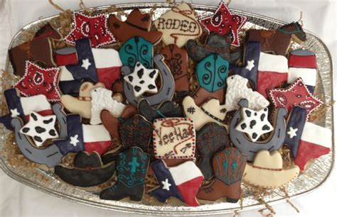 17 Best Images About Rodeo Cookies On Pinterest Red