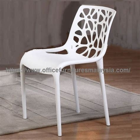 modern design white dining chair office furniture