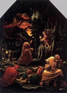 Christ in the Garden of Gethsemane by ALTDORFER, Albrecht
