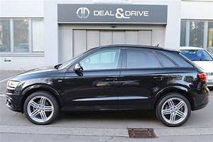 Audi Q3 Noir : audi q3 2 0 tdi 140 quattro s line competition s tronic deal drive ~ Gottalentnigeria.com Avis de Voitures